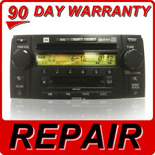 REPAIR SERVICE ONLY - TOYOTA 4 Runner JBL Radio 6 Disc Changer CD Player FIX