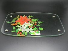 Lenox Christmas Winter Meadow Glass Cheese Board Knife Clear New But Box Damaged