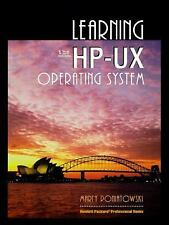 Learning the HP-UX Operating System (HP Professional Series)
