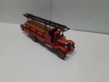 CONRAD Volvo Fire Truck 1928 Leiterwagen Feuerwehr 1:43 OVP MIB Fire Engine C161