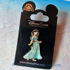 Disney Princess Jasmine Glitter Dress Aladdin Pin (NP:93359)
