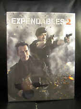 The Expendables 2 Blu-Ray Steelbook FAC FilmArena Full Slip Sealed New LOW #024