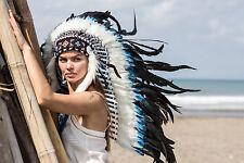 Native American Headdress / Indian Headdress / War Bonnet / Indian Costume