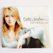 DELTA GOODREM Lost Without You Cd Single Rare 2003