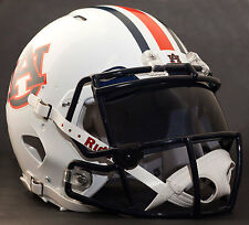 AUBURN TIGERS NCAA Gameday REPLICA Football Helmet w/ OAKLEY Eye Shield