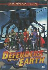 DVD - Defenders of the Earth - Retter der Erde, Episode 11-15 / #1610