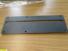 MAKITA MLT100 TABLE INSERTS JM27000067 table saw spare part kerf plastic base