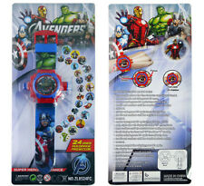 Marvel Hero The Avengers Toy - Kid Child Electronic Digital Display Wrist Watch