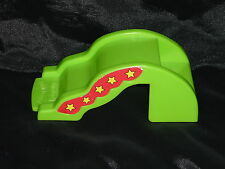 Fisher Price Little People Green Circus Playground Slide Stars