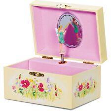 Ragazze Bambini Musicale rotazione Fairy MUSICA IN LEGNO PORTAGIOIE kids doll