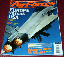 Air Forces Monthly 2000 August Viper Weasel,JSF,AAM