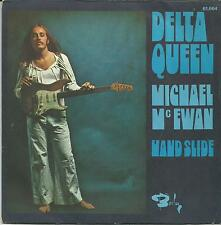 MICHAEL Mc EWAN Delta queen FRENCH SINGLE BARCLAY 1972