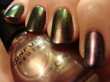 NEW! SINFUL COLORS Nail Polish Lacquer in CHARMED #1182