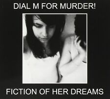 DIAL M FOR MURDER - FICTION OF HER DREAMS  CD NEU