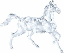 STALLION - CLEAR CRYSTAL HORSE 2016  SWAROVSKI #5135909