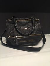 GIVENCHY PANDORA CROSSBODY PEPE LEATHER SATCHEL BAG - $2000 - SOLD OUT !