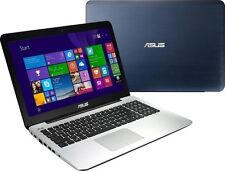 "ASUS X556UV i7-6500U 8GB 256GB SSD 15.6"" HD GT920M 2GB Windows 10 Gaming Laptop"