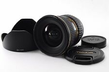 Tokina AT-X PRO 12-24mm f/4 f4 DX AF Lens For nikon w/Cap [Near Mint] From Japan