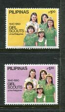 Philippines 2026-2027, MNH, Girl Scouts of the Philippines, 50th Anniversary