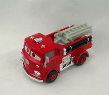Mattel 1:55 Disney Pixar Diecast Metal Fire Engineer RED Truck Car Toy Loose