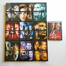 The X-Files DVD Complete Series Seasons 1-9 & 1998 Fight the Future movie