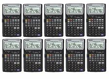 New CASIO Programmable Scientific Calculator FX-5800P x 10Pcs SET