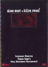 Blind Beast vs Killer Dwarf (Synapse DVD, 2006) - Brand New & Sealed