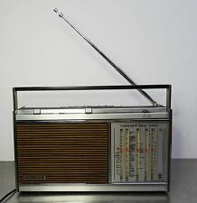 VINTAGE Portable Radio-kofferadio GRUNDIG CONCERT BOY 1000 1971-73