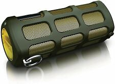 Philips SB7220 Shoqbox Waterproof Drop-Proof Bluetooth Speaker (Olive Green) V45