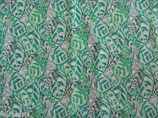 "LIBERTY OF LONDON TANA LAWN FABRIC DESIGN ""Jungle A"" 1 METRE X 1.32 METRES"