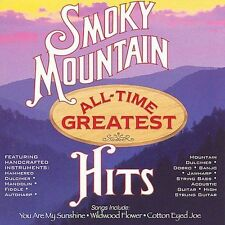 Various Artists Smoky Mountain All-Time Greatest Hits CD