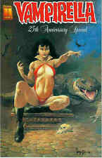 Vampirella 25th Anniversary Special (one-shot, 52 pages) (USA, 1996)