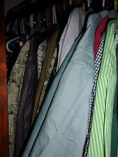 Grab Bag Lot of Men Polo LS & SS Button Front Shirts -  3 Total - Size XL XLarge