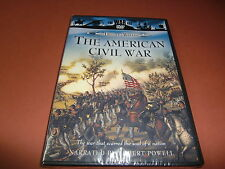 The American Civil War The History of Warfare - DVD OVP