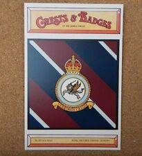 Royal Air force Station Duxford  Crests & Badges of the armed services