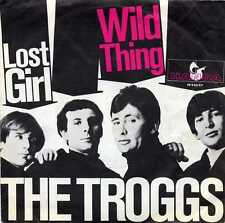"TROGGS ""LOST GIRL/WILD THING"" ORIG GER 1966"