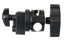 METTLE  Drehbare Metall-Rohrklemme M11-033B mit Spigotaufnahme