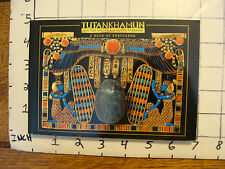TUTANKHAMUM AND THE GOLDEN AGE OF THE PHARAOHS, BOOK OF POSTCARDS, 2005