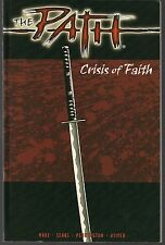 THE PATH VOL. 1 CRISIS OF FAITH CROSSGEN 2002 SAMURAI ACTION 1ST PRINT OOP NEW