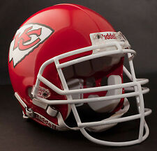 TONY GONZALEZ KANSAS CITY CHIEFS Schutt RJOP Football Helmet FACEMASK - WHITE