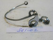 Garcia Mitchell 301 REEL GOOD BAIL WIRE SPRING and SCREWS FRANCE USED REPAIR PAR