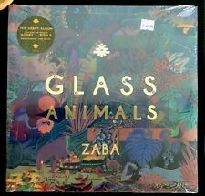Glass Animals - ZABA LP [Vinyl New] Double Record Album Gatefold + Download