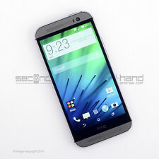 HTC One M8 16GB - Gunmetal Grey - Unlocked - Grade A Excellent Condition