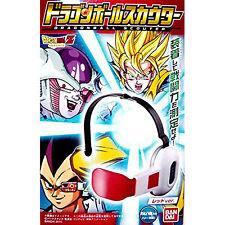 Bandai Dragon Ball Z Saiyan Scouter Red Lens NEW Toys Collectibles Headpiece