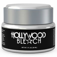 HOLLYWOOD BLEACH STRONG Skin Lightening Cream Bleaching Whitening Anal Bleach