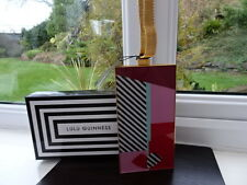 100% Authentic Lulu Guinness Ettie Perspex Clutch Bag in Multi BNWT