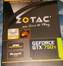 Zotac GeForce GTX750Ti 2GB GDDR5 PCI-Express Video Card
