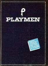 * PLAYMEN COLLEZIONE '82 -83 * : Supplemento al n°8 di Playmen Agosto 1983