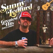 Sunny Ledfurd  Greatest Hits CD Colt Ford FAST FREE Shipping!