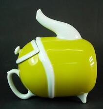 tolle liegende Teekanne - Rosenthal Art Deco